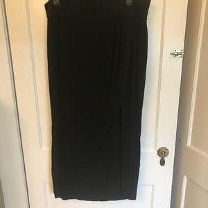 Torrid Black Maxi Size 3